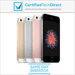 iPhone SE 16GB $495.99 Delivered @ Certified Tech eBay