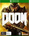 [XB1/PS4] Doom (2016) & Fallout 4 $17 Each @ Big W