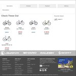 Avanti Cadent C1 Carbon Frame Bike / Shimano Sora Groupset - Womens Geometry AU $799 @ Avanti Plus