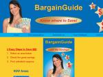 Print Unlimited Coupons @ BargainGuide.com.au Areas around Bankstown, Hurstville, Miranda, NSW