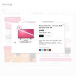 "Panasonic 40"" (101cm) Full HD LED LCD TV $449 (Save $250) @ MYER"
