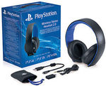 PlayStation Wireless Stereo Headset 2.0 $65.55 @ Target eBay (Free Click & Collect)