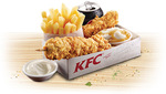 KFC - $5 Hotrod Box Lunch (Available Until 4pm Daily)