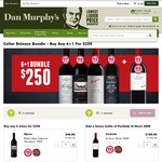 Iconic 6+1 Highly-Rated Cellar Release Shiraz Bundle, Including St Henri 2008 $250 @ Dan Murphy's