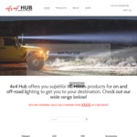 4x4 Hub Fathers Day Sale 10% off All Products