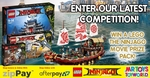 Win a LEGO The Ninjago Movie Prize Pack Worth $220.97 from Mr Toys Toyworld