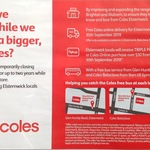 Coles Elsternwick VIC Locals - Triple Flybuys Points Plus Free Coles Online Delivery  ($30 Min Spend) until 30th September 2019