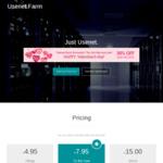 30% off Usenet Farm - 500GB Block ~ $16.50