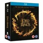 LOTR Trilogy on Blu-Ray, $36.99 Delivered