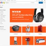 20% off Myer eBay Store