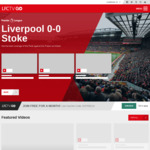 Liverpool Football Club TV GO Free for a Month