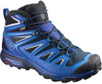 Salomon X Ultra 3 Mid GTX Hiking Boots (Mens) $147 Delivered (Blue Only) @ Wiggle
