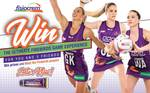 Win The Ultimate Firebirds Game Experience for 4 in Brisbane from Fisiocrem (No Travel)