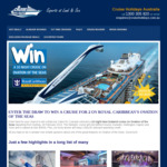 Win a 10N New Zealand Cruise for 2 Worth $4,000 from Your Travel & Cruise Pty Ltd