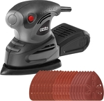 Ozito 180W Detail Sander with 20 Sanding Sheets $29.89 @ Bunnings