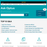 Optus BYO Mobile Plan for $85/Month, 203 GB Data, Unlimited Standard National Talk and Text
