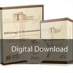"FREE Courses ""Bibliology and Hermeneutics – Digital Video"" & ""Textual Criticism – Digital Audio"" @ Credo Courses"