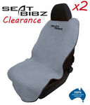 Throw over Seat Covers $25 Each (Was $50), $40 Pair (Was $95) with Free Shipping @ SeatBibz eBay