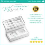 75% off My Smile Pro Teeth Whitening Kits $35.00 + Free Express Shipping @ My Smile Pro eBay