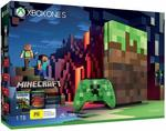 Xbox One S 1TB Minecraft Limited Edition $199 Delivered @ Amazon AU