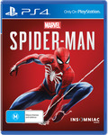 [PS4] Marvel's Spiderman $39 + $3.90 Delivery (Free C&C) @ BIG W