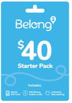 Belong $40 Starter Kit - 2 for $26 (Free Delivery for eBay Plus) @ Allphones eBay