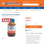 Inner Health Plus 90 Capsules $39.75 @ Good Price Pharmacy Warehouse