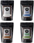Fresh Roast Coffee Beans Variety Pack 1kg (4x250g) for $39.99 (Save $20) with Free Delivery @ Bada Bean