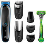 Braun MGK3040 - 7 in 1 Face & Body Trimming Kit $39 (Was $79) at The Shaver Shop