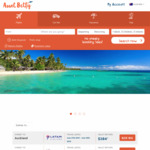 $30 off Return International Fares @ Aunt Betty