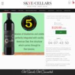 Petit Verdot 2014 $120/Dozen Delivered @ Skye Cellars