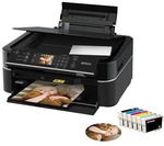 Epson Stylus Photo TX650 Multifunction Print Scan Copy $149 with Bonus Set of Inks valued $119 RRP + Freight