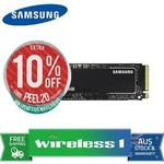 Samsung 970 EVO Plus 500GB AU $161.10 Delivered (Bonus $22 Samsung Cashback) @ Wireless1 eBay