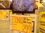 """Soniq 32"""" Full HD TV. $299 JB Hi-Fi (in Store)"""