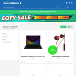 Wireless1 EOFY Sale: Upto 50% off + 15% off Code on Selected (e.g. Asus RGB Mechanical Keyboard Red $99, BlueAnt Headset $14.96)