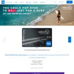 American Express Velocity Platinum - 100,000 Bonus Points, 1 x Return Flight with Minimum $3000 Spend within 3 Months ($375 AF)