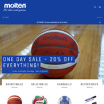 20% off Everything @ Molten