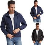 Men's Long Sleeve Shirt $12.23, Rain Jacket $15.96, Hooded Full Zip Sweater $14.77 (70% off) + Free Shipping @ PJ Paul Jones