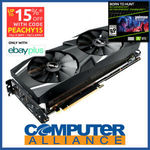 [eBay Plus] ASUS RTX2080 8GB DUAL Gaming PCIe Video Card $891.65 Delivered @ Computer Alliance eBay