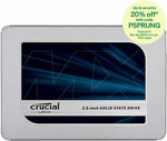 Crucial BX500 SSD 240GB $36, 960GB $114.80, Kingston A400 480GB $68 + Delivery ($0 with eBay Plus) @ Futu Online eBay