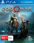 [PS4] God of War $19 + Delivery ($0 with Prime/ $39 Spend) @ Amazon AU