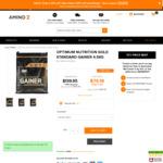 Optimum Nutrition Gold Standard Gainer 4.5kg $76.18 Delivered (Club Z) @ Amino Z