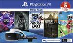 PlayStation VR Mega Pack Bundle 2 $309 (RRP $469) in-Store/ C&C/ +Delivery @ JB Hi-Fi