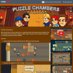 [PC] Free - DRM-free download - Puzzle Chambers (rated 86% positive on Steam; RRP on Steam: $4.50 AUD) - Indiegala