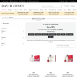 10% off Full-Priced Beauty and Gift Sets @ David Jones