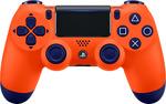 [PS4] Dualshock 4 Sunset Orange $59.95 Delivered @ Sony