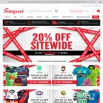 20% off Sitewide @ Fangear