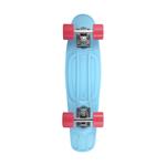Red Retro 22.5 Inch Plastic Skateboard $9.50 @ Kmart
