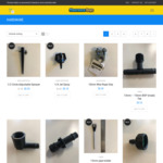 50-99.9% off Irrigation, Grinding Discs, Screws, etc. + $14.95 Fixed Shipping or Free Shipping over $100 @ Clearance Guys