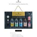 Win 1 of 100 Fever-Tree Gin & Tonic Tasting Selection Packs from Fever-Tree